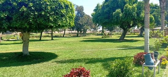 محافظ-القليوبية-يتابع-غلق-حدائق-القناطر-الخيرية-وكورنيش-النيل-ببنها-(9)