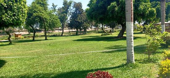 محافظ-القليوبية-يتابع-غلق-حدائق-القناطر-الخيرية-وكورنيش-النيل-ببنها-(5)