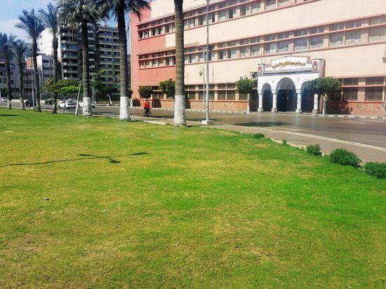 استمرار-إغلاق-الحدائق-ببورسعيد-(2)