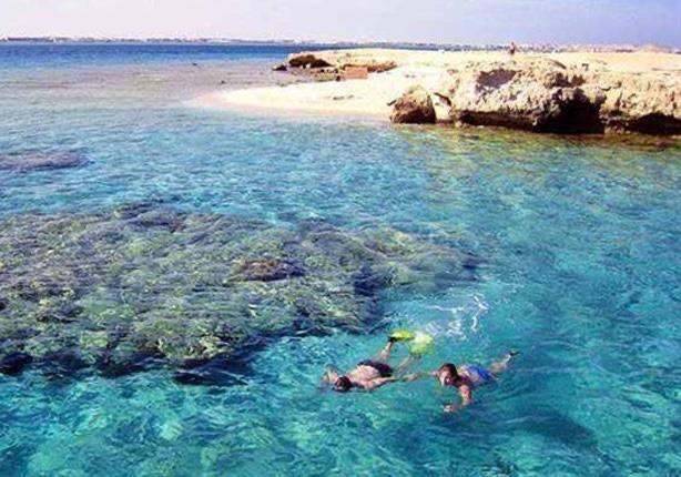 الجزر البحرية تحل محل الشواطئ المغلقة في العيد  (4)