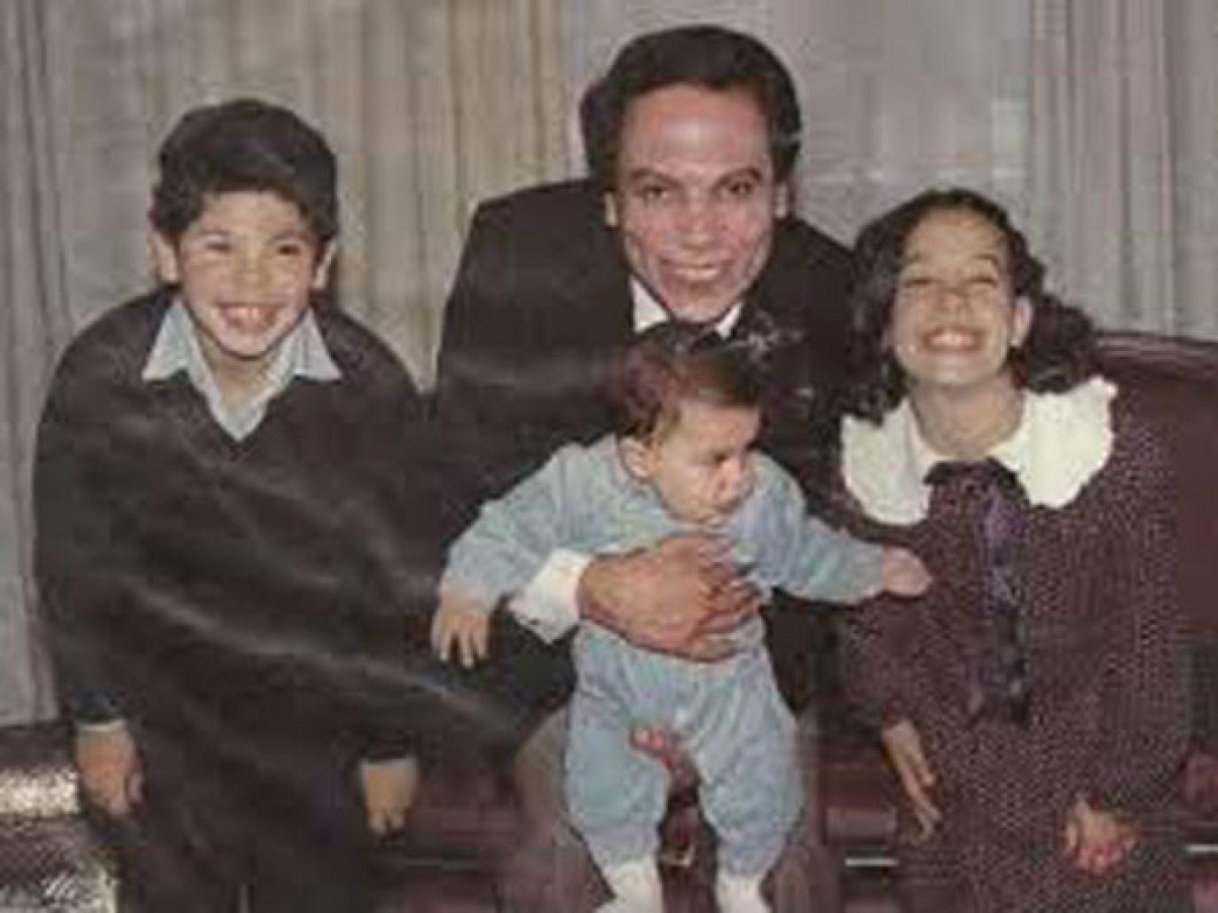الزعيم مع أولادة