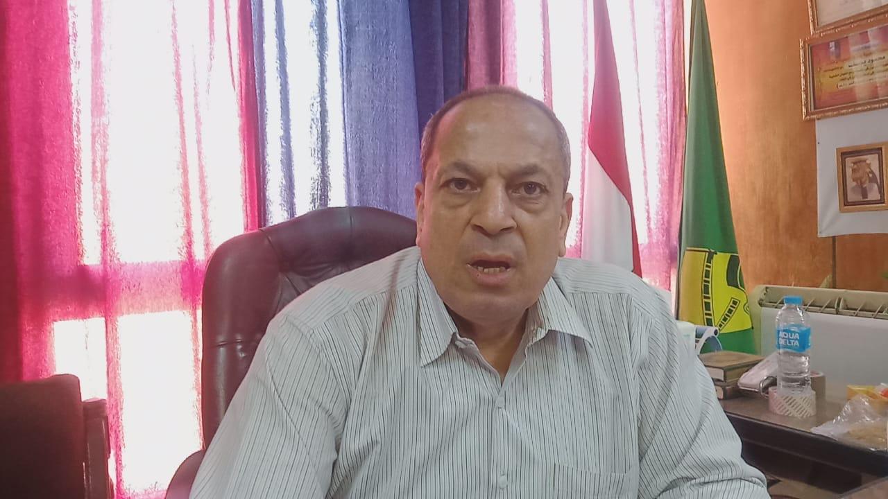 الدكتور محمود يوسف وكيل وزارة التموين بالمنيا (3)