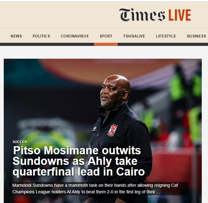 صحيفة TIME LIVE