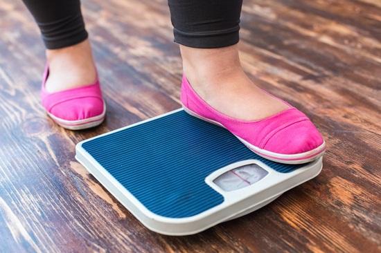 خسارة 5 كيلوجرام من وزن الجسم