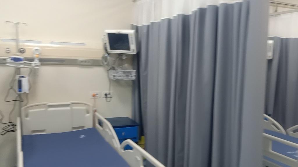 تطوير مستشفى الصدر