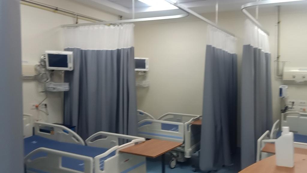 افتتاح قسم العناية المركزة يمستشفى صدر بنى سويف (6)