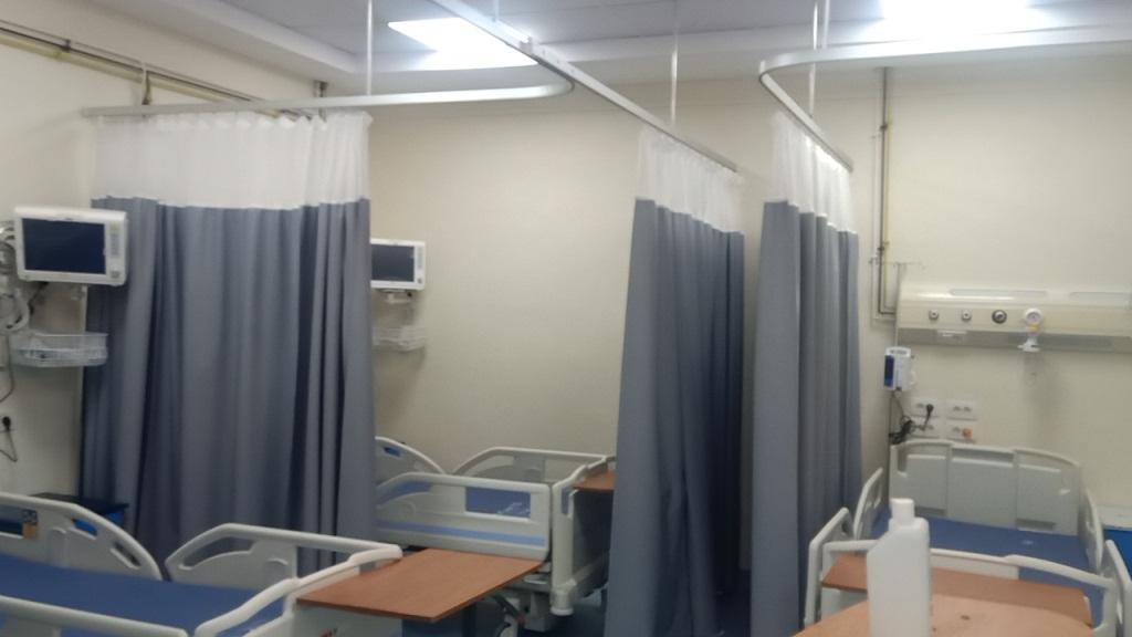 افتتاح قسم العناية المركزة يمستشفى صدر بنى سويف (3)