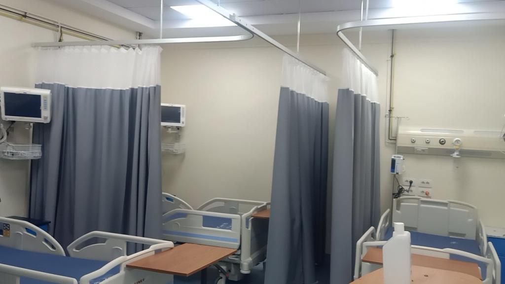 افتتاح قسم العناية المركزة يمستشفى صدر بنى سويف (2)