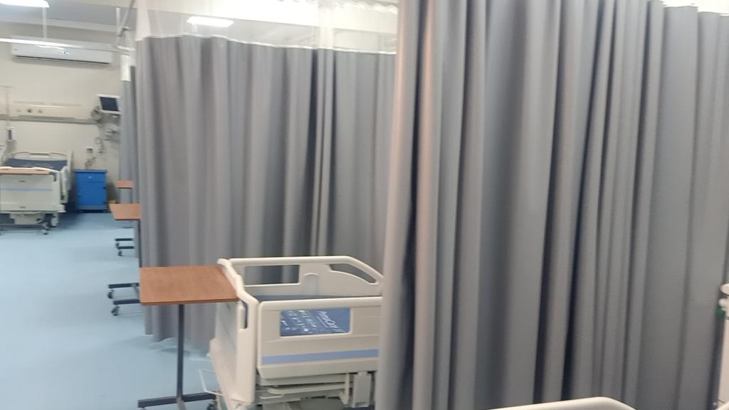 افتتاح قسم العناية المركزة يمستشفى صدر بنى سويف (13)