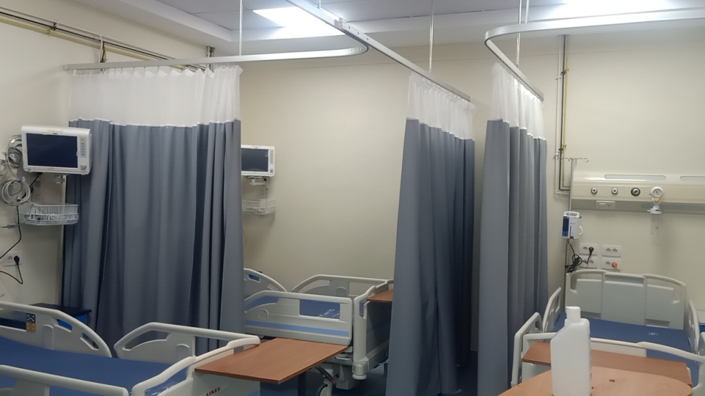 افتتاح قسم العناية المركزة يمستشفى صدر بنى سويف (4)