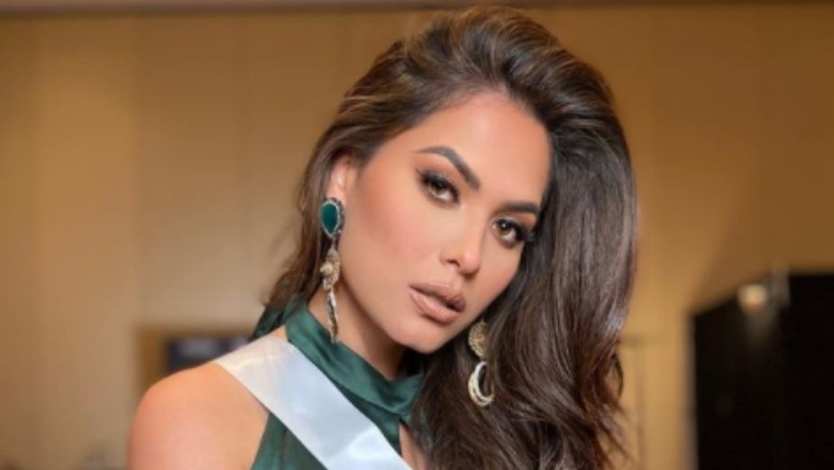 ملكة جمال المكسيك اندريا