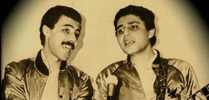 حسين الامام ومودى الامام فى صورة معا