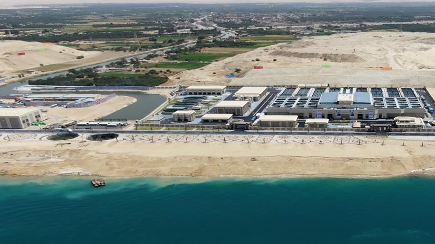 محطة معالجة مياه مصرف المحسمة بسرابيوم (6)