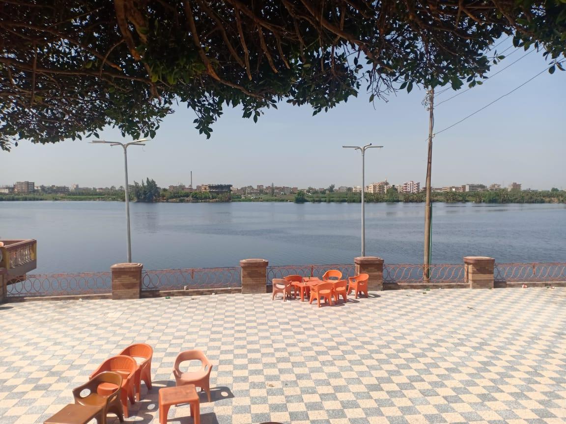 منع التواجد بالحدائق المطلة على نهر النيل