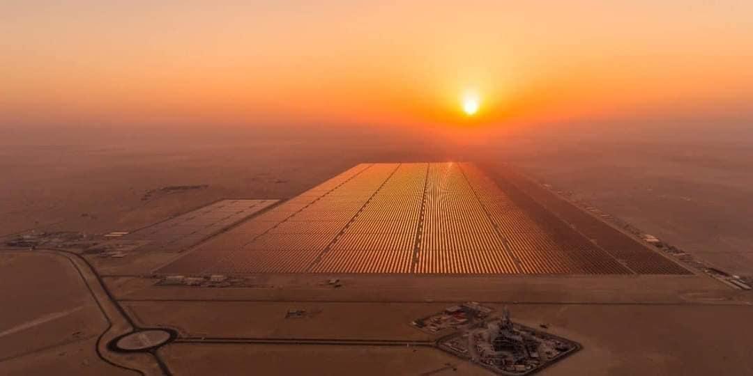 مشروع الطاقة الشمسية بنبان بأسوان (1)