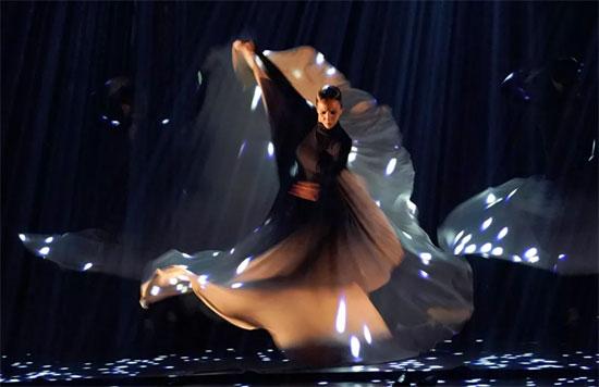الرقص الشعبي (4)