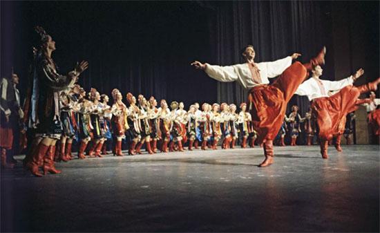 الرقص الشعبي (9)
