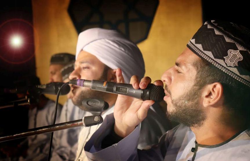 فرقة السباعية للإنشاد الدينى (1)