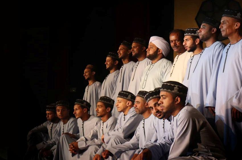 فرقة السباعية للإنشاد الدينى (7)