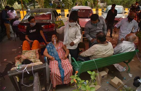 كورونا فى الهند (5)