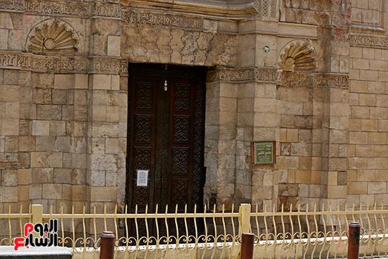 أحد المبانى الأثرية