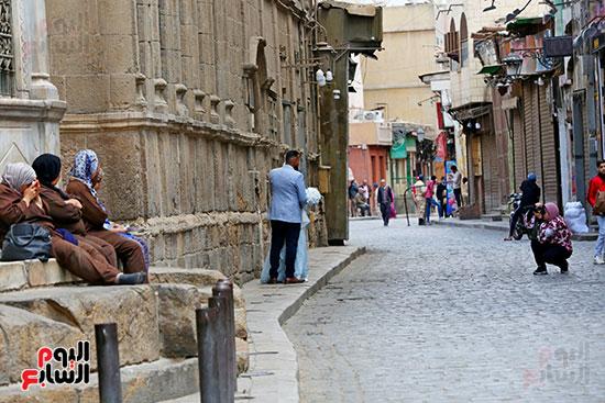 صورة أخرى لشارع المعز