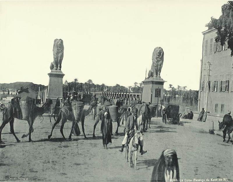 كبرى قصر النيل