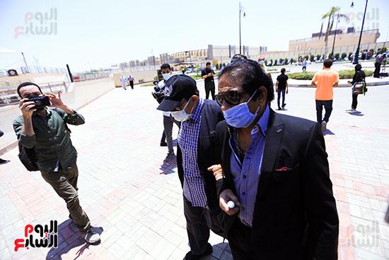 El funeral de Samir Ghanem (5)