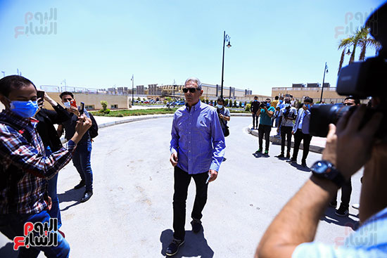 El funeral de Samir Ghanem (7)