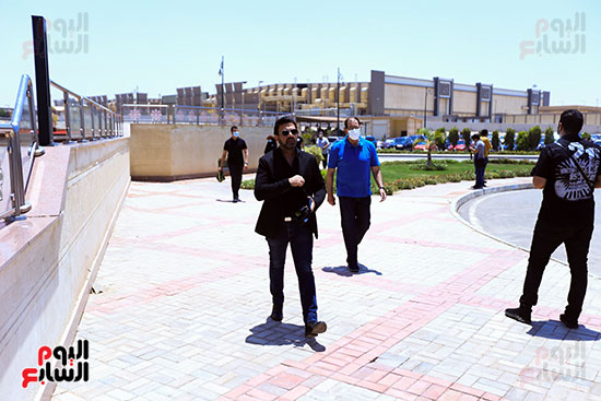 El funeral de Samir Ghanem (6)