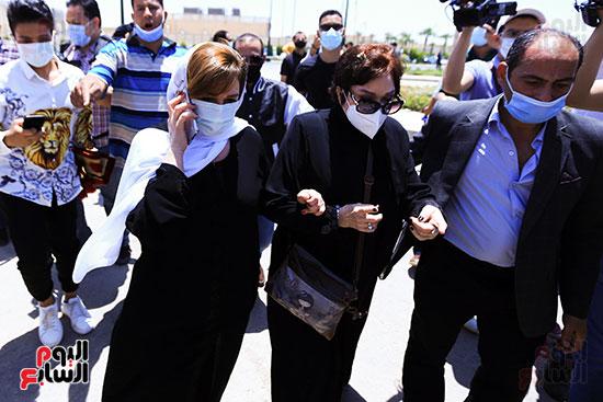 El funeral de Samir Ghanem (15)