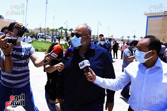 El funeral de Samir Ghanem (14)
