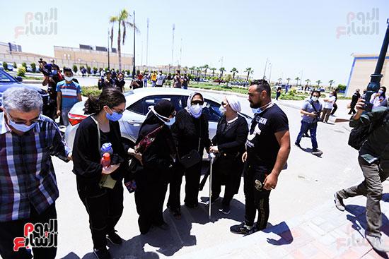 El funeral de Samir Ghanem (19)