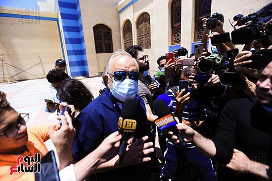 El funeral de Samir Ghanem (4)