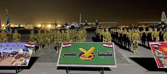 التدريب المشترك حماة النيل بدولة السودان (3)