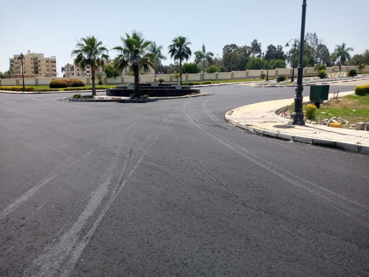 رصف شوارع الإسماعيلية (10)