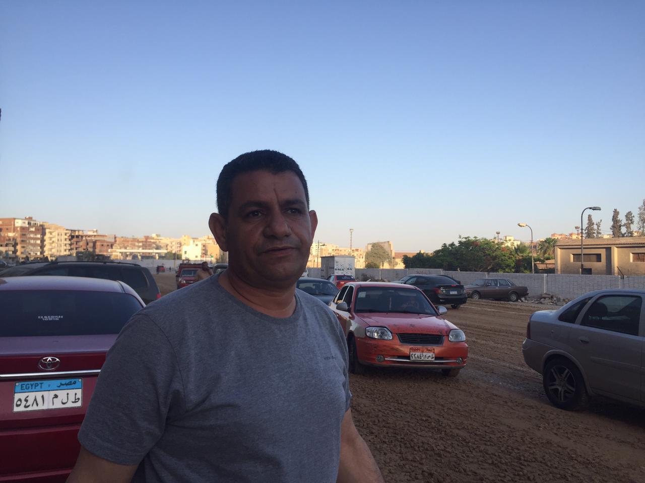 رصف شوارع الإسماعيلية (1)