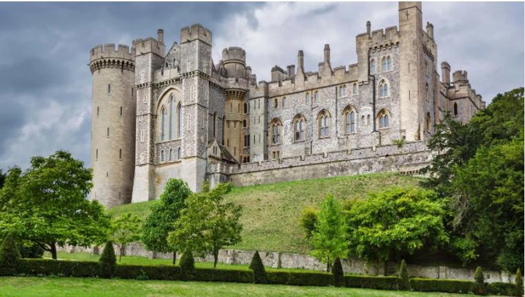 قلعة أروندل البريطانية