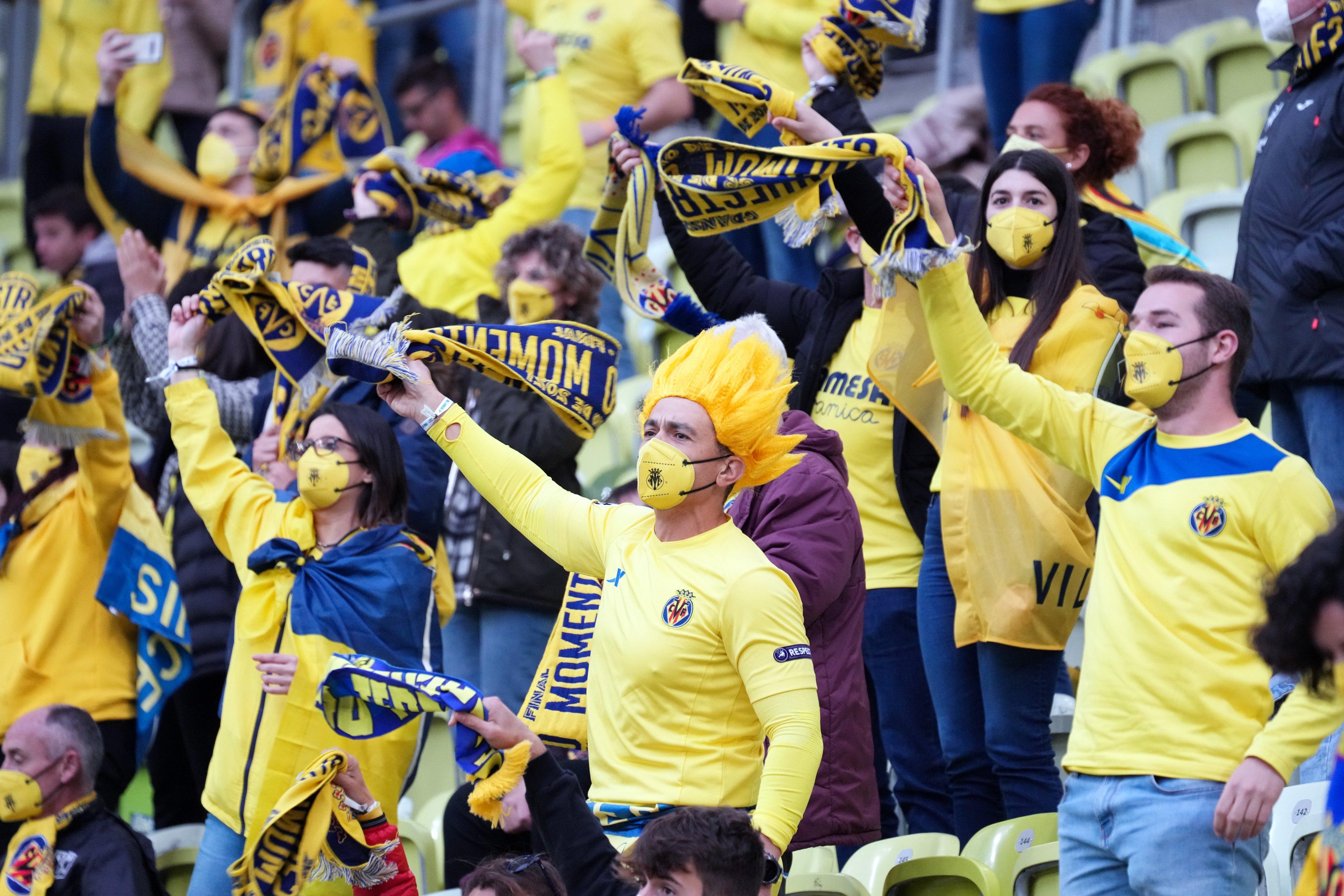 جماهير نهائي الدوري الاوروبي (1)