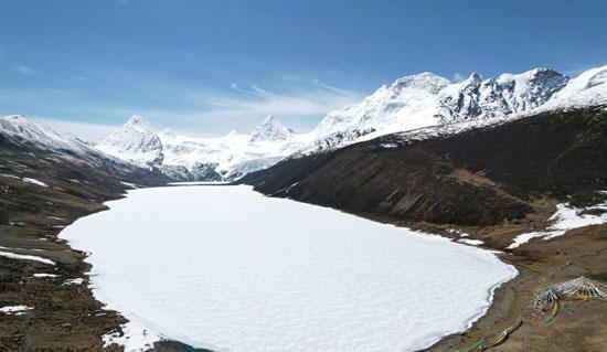 جبل سابو الثلجي (2)