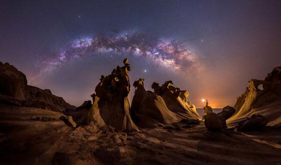 عشاق الليل لمحمد حياتى في إيران