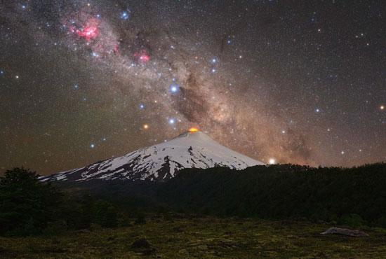 بركان وصليب لـ توماس سلوفينسكي