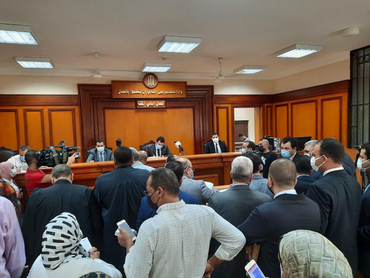 المحكمة الاقتصادية بالإسماعيلية (6)