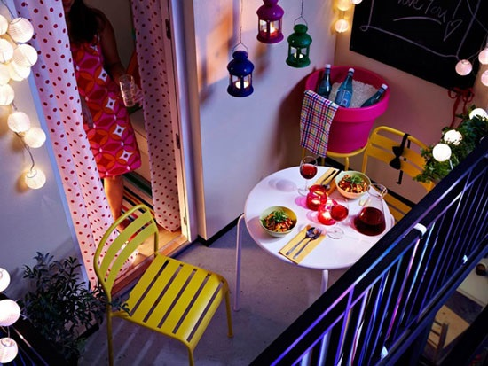 أفكار بسيطة لخلق أجواء رمضانية في بلكونتك (7)