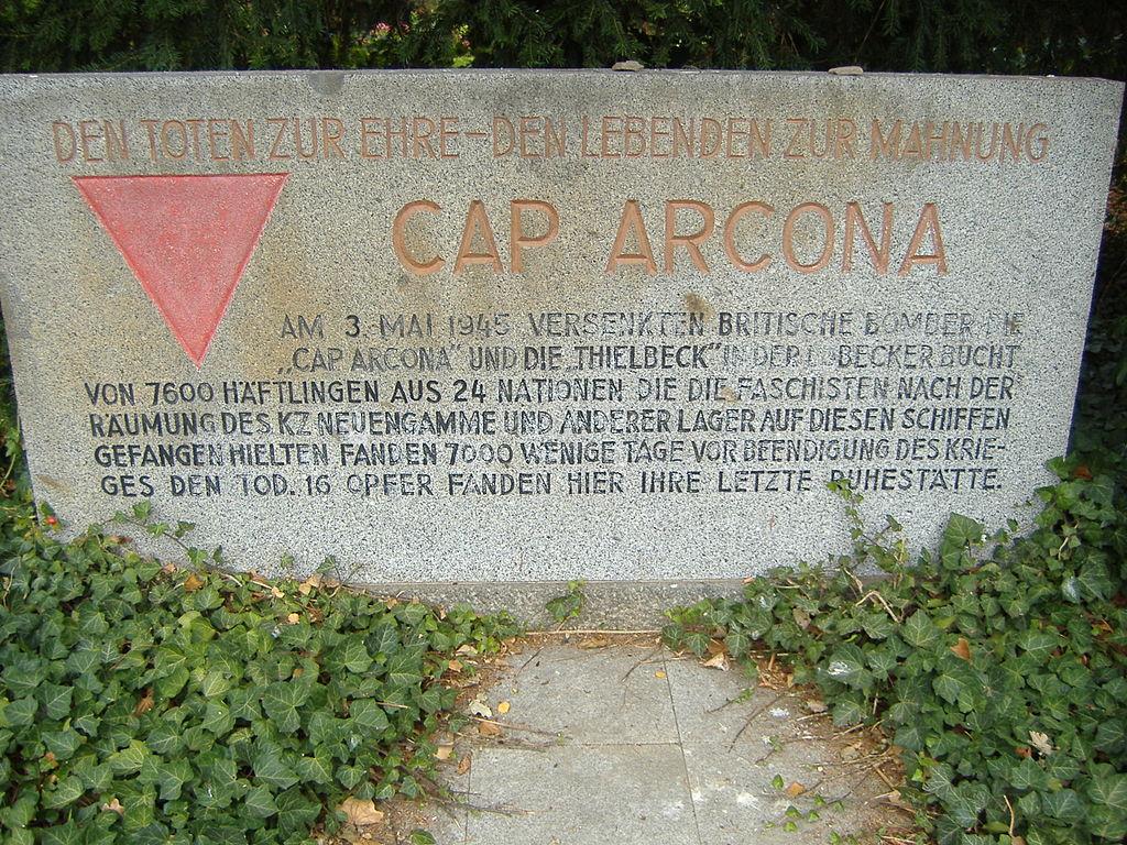 نصب تذكارى للضحايا