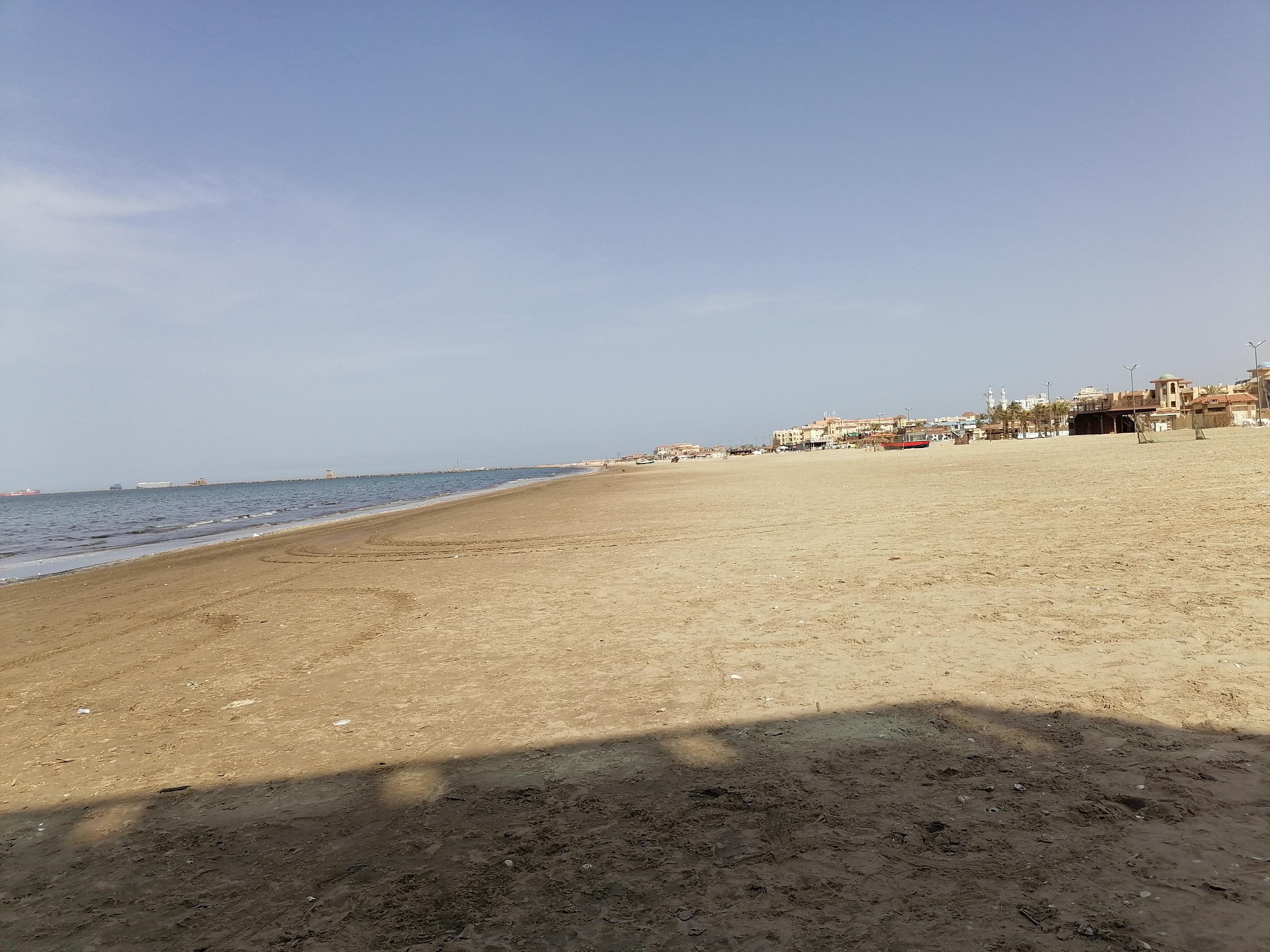 البحر الأبيض المتوسط ببورسعيد