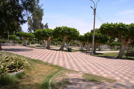 غلاق جميع الحدائق والمتنزهات (9)