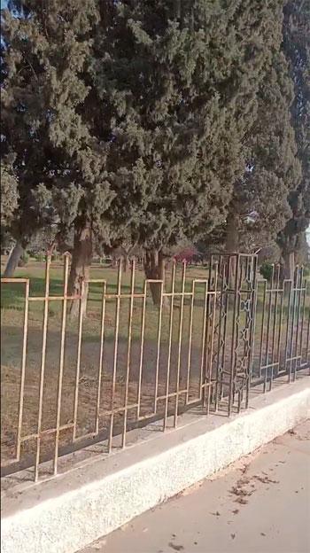 غلق كافة حدائق ومنتزهات المنوفية