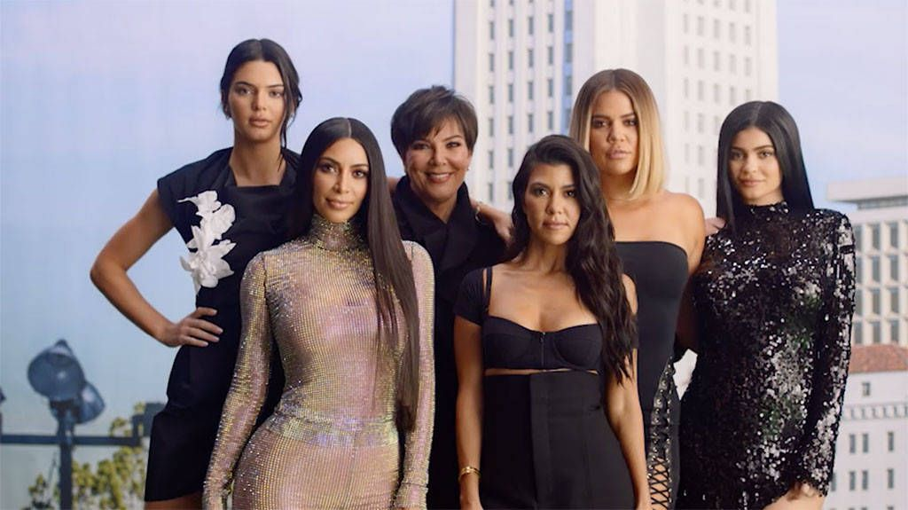 نساء عائلة كاردشيان (1)