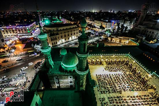 ماذنه المسجد الازهر